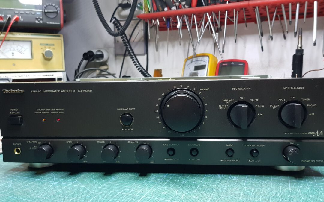 Technics SU-VX600