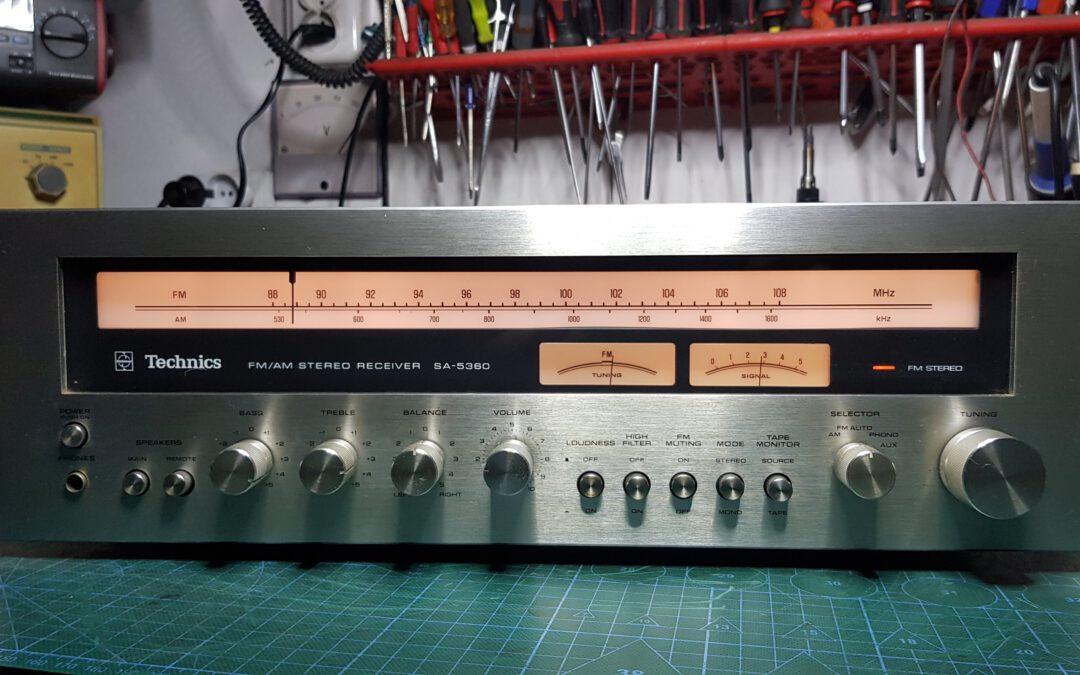 Technics SA-5360
