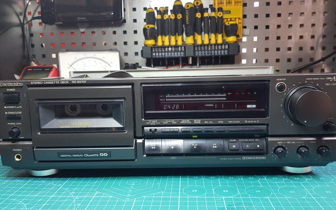 Technics RS-BX707